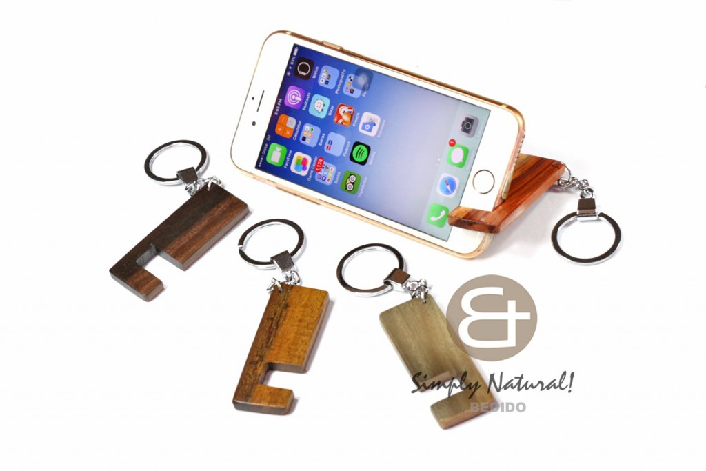 iphone keychain stand
